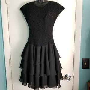 c5e208581b5 Late Edition · Late Edition Ltd Black Dress vintage ...